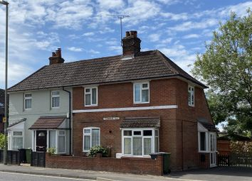 Thumbnail 3 bed end terrace house for sale in Winchester Road, Stroud, Petersfield