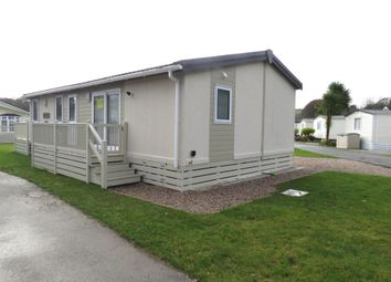 Thumbnail 2 bed mobile/park home for sale in Rivendale, Pentewan, St. Austell