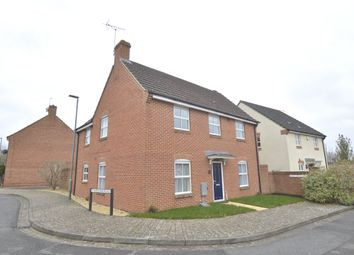 Thumbnail 4 bed detached house for sale in Richmond Road, Walton Cardiff, Tewkesbury, Gloucestershire