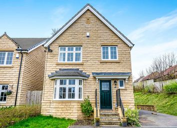 Thumbnail 3 bed detached house for sale in Manger Gardens, Halifax