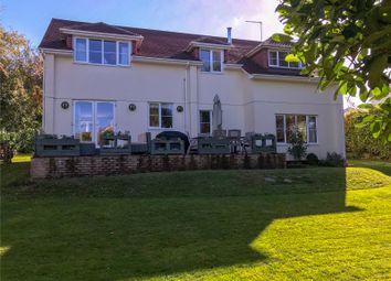 Thumbnail 4 bed detached house for sale in Palace Close, Kings Somborne, Stockbridge, Hampshire