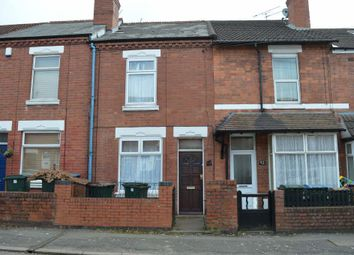 Thumbnail 3 bed terraced house for sale in Hamilton Road, Coventry
