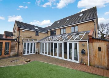 Thumbnail 5 bed detached house for sale in Davenport, Harlow