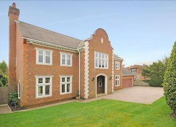 Thumbnail 5 bed detached house to rent in Cross Road, Ascot, Berkshire