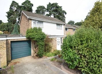 Thumbnail 3 bed detached house for sale in Shildon Close, Camberley, Surrey