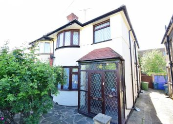 Thumbnail 3 bed semi-detached house for sale in Twyford Road, Harrow, Middlesex