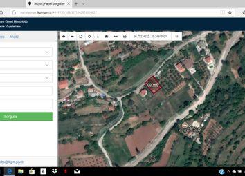 Thumbnail Land for sale in Kızılbel, Fethiye, Muğla, Aydın, Aegean, Turkey