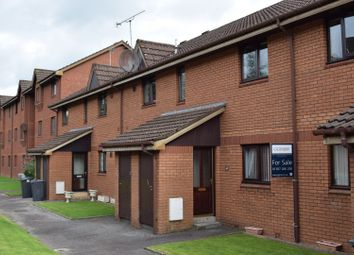 Thumbnail 2 bedroom flat for sale in Kirkpatrick Court, Dumfries