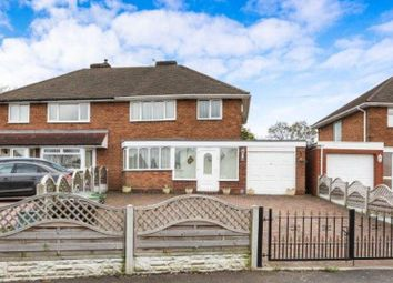 Thumbnail 3 bed semi-detached house for sale in Acacia Avenue, Birmingham, West Midlands
