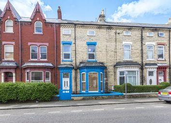 Thumbnail 4 bedroom terraced house for sale in Grange Road, Hartlepool