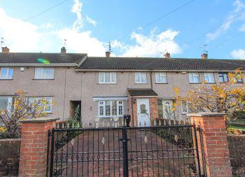 Thumbnail 3 bed terraced house for sale in Queens Road, Keynsham, Bristol