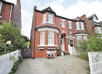 Thumbnail 4 bed semi-detached house for sale in Snowdon Road, Eccles, Manchester