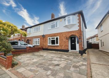 Thumbnail 3 bed semi-detached house for sale in Spey Way, Romford