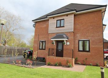 Thumbnail 2 bed flat for sale in Berrington Close, Ipsley, Redditch