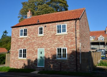 Thumbnail 3 bed detached house for sale in Weaverthorpe, Malton