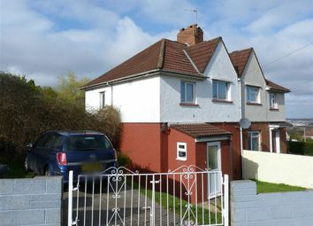Thumbnail 3 bedroom semi-detached house for sale in Clonmel Road, Knowle, Bristol
