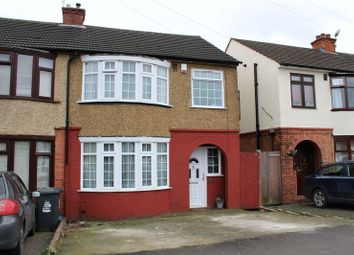 Thumbnail 3 bedroom end terrace house for sale in Filmer Road, Luton