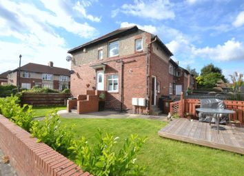 Thumbnail 2 bed flat for sale in Buckthorne Grove, High Heaton, Newcastle Upon Tyne