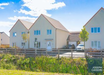 Thumbnail 4 bed detached house for sale in Regal Walk, Kings Down, Bridgwater