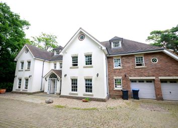 Thumbnail 7 bed detached house for sale in The Ridgeway, Cuffley, Hertfordshire
