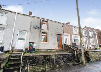 Thumbnail 2 bed terraced house for sale in Burrows Road, Skewen