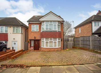 4 bed detached house for sale in Long Elmes, Harrow HA3