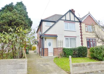 Thumbnail 1 bed maisonette to rent in Merridale Road, Bitterne, Southampton, Hampshire
