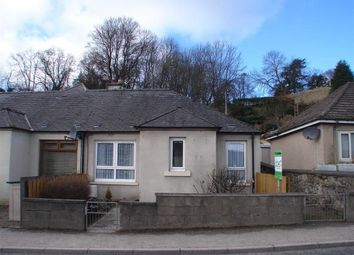 Thumbnail 1 bed semi-detached bungalow for sale in High Street, Rothes, Aberlour