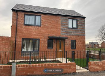 Thumbnail 4 bed detached house to rent in Beastow Road, Manchester