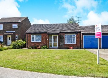 Thumbnail 2 bed semi-detached bungalow for sale in Sandy Close, Trimley St. Martin, Felixstowe