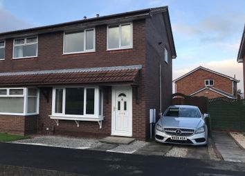 Thumbnail 3 bed semi-detached house to rent in Otter Way, Stockton On Tees, Uk
