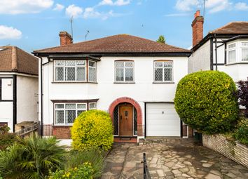 Thumbnail 4 bed detached house for sale in Downsview Road, London