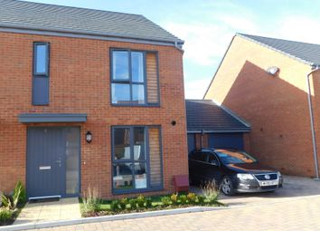 Thumbnail 3 bed semi-detached house for sale in Empire Walk, Bordon