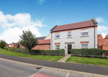 4 bed detached house for sale in Juniper Way, Witham St Hughs, Lincoln LN6