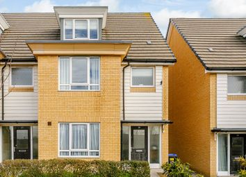 Thumbnail 4 bed semi-detached house for sale in Meridian Close, Ramsgate, Kent