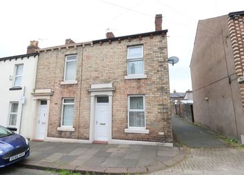 Thumbnail 2 bed end terrace house for sale in Wetheral Street, Carlisle, Cumbria