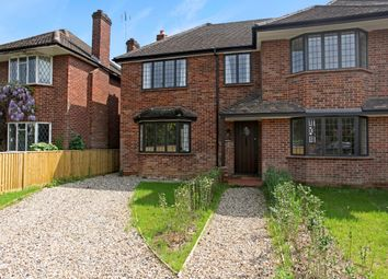 Thumbnail 4 bedroom semi-detached house to rent in Ellington Road, Taplow, Maidenhead