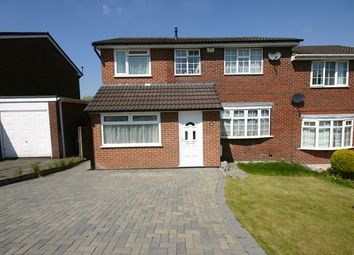 Thumbnail 4 bedroom semi-detached house for sale in Braeside Grove, Ladybridge, Bolton