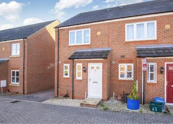 Thumbnail 2 bed end terrace house for sale in Hartley Gardens, Gloucester, Gloucestershire, England