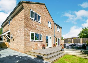 4 bed detached house for sale in Lynton Close, Sully, Penarth CF64