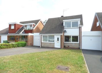 Thumbnail 3 bedroom link-detached house for sale in Holly Drive, Stafford