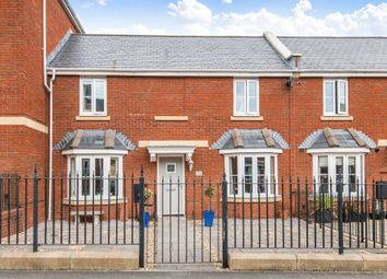 Thumbnail 3 bedroom terraced house for sale in Heraldry Way, Exeter