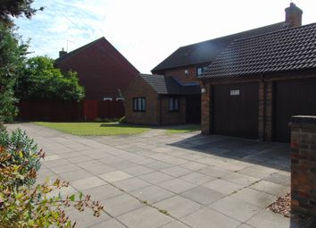 Thumbnail 4 bed detached house for sale in Mitchell Street, Kettering