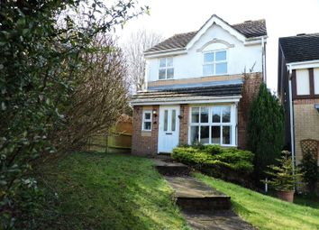 Thumbnail 3 bed detached house to rent in Chilton Ridge, Hatch Warren, Basingstoke