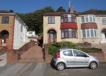 Thumbnail 3 bed semi-detached house for sale in Pentrepoeth Rd, Llanelli