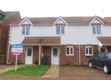 Thumbnail 2 bed terraced house for sale in Lindum Mews, North Hykeham, Lincoln