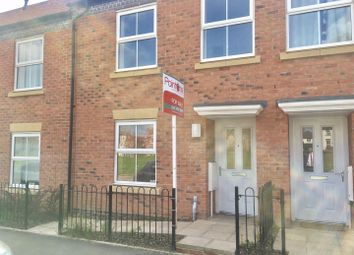 Thumbnail 2 bed terraced house for sale in Copper Beech Road, Nuneaton