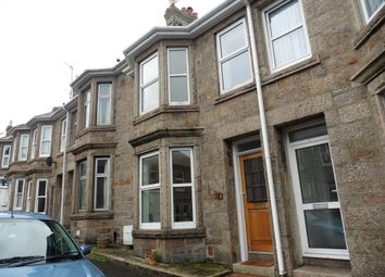Thumbnail 3 bed terraced house to rent in York Street, Penzance