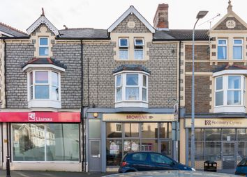 Thumbnail 4 bed flat for sale in Holton Road, Barry