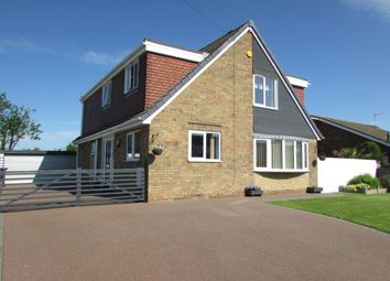 Thumbnail 4 bed detached house for sale in Wiltshire Avenue, Burton-Upon-Stather, Scunthorpe